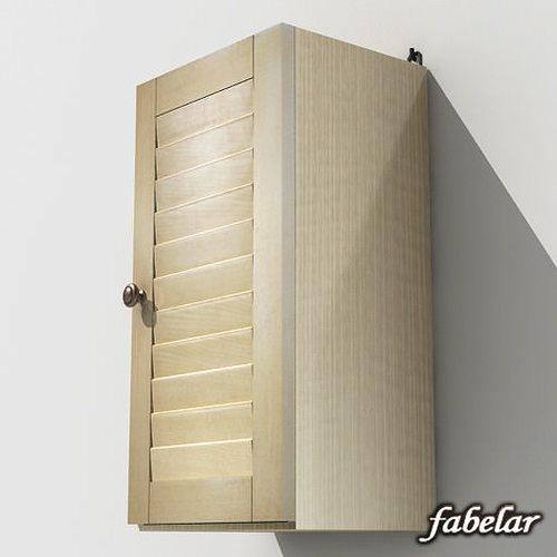 3d Model Bathroom Cabinet Cgtrader