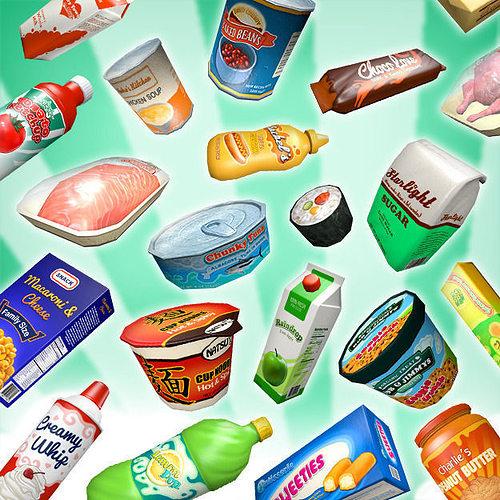 Supermarket Gluttony Pack