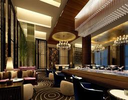 establishment 3D Bar