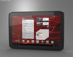 3D model Motorola Xoom 2