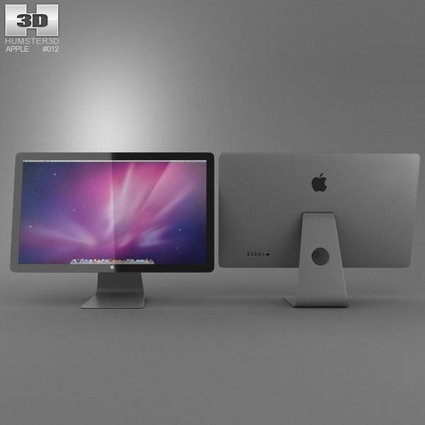 apple thunderbolt display. apple thunderbolt display 27 2012 3d model max obj 3ds fbx c4d lwo lw lws 2 .