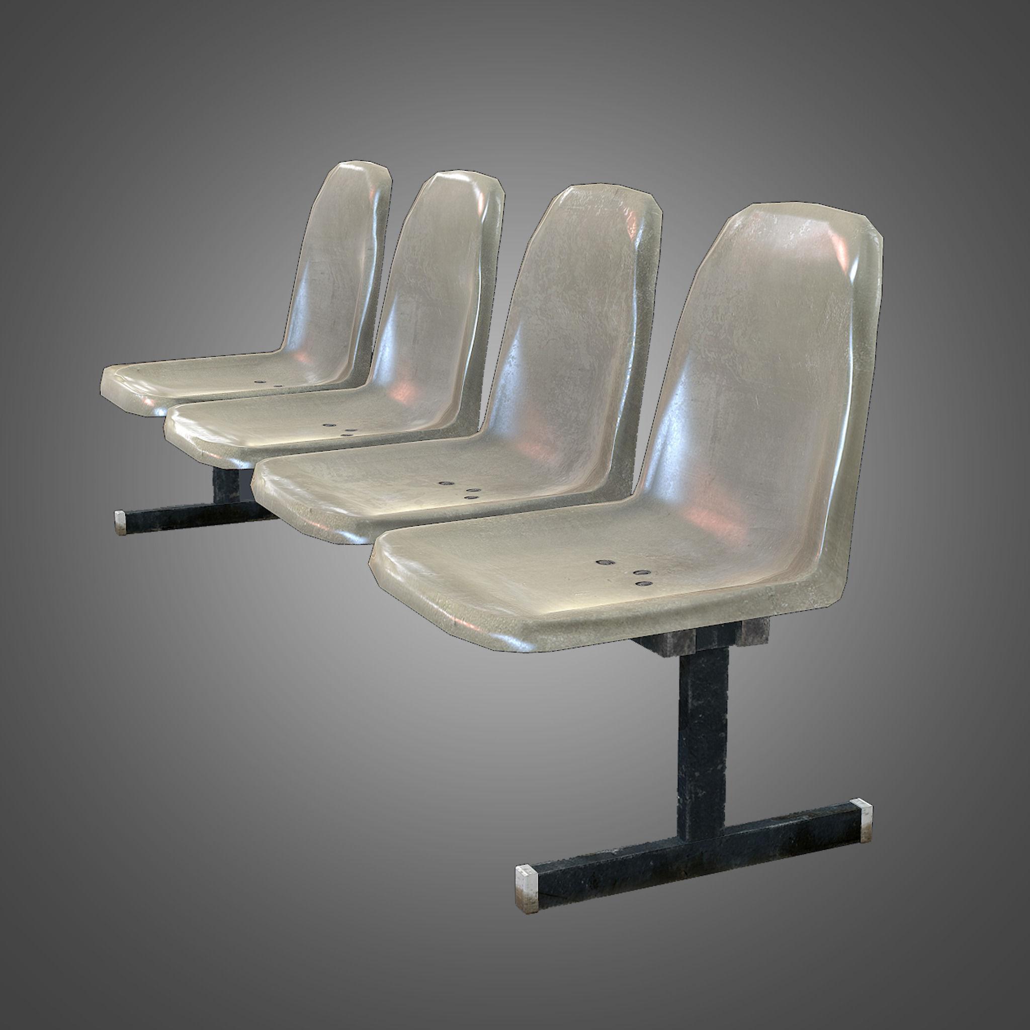 laundromat furniture. Laundromat Furniture. Bench Chairs 3d Model Low-poly Obj Fbx Ma Mb Tga Furniture R