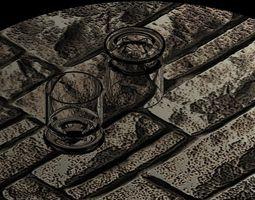 3D Whiskey Tumbler