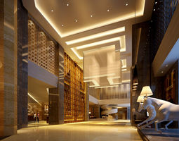 lobby 010 3d