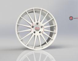 OZ WRC Superleggera 3D