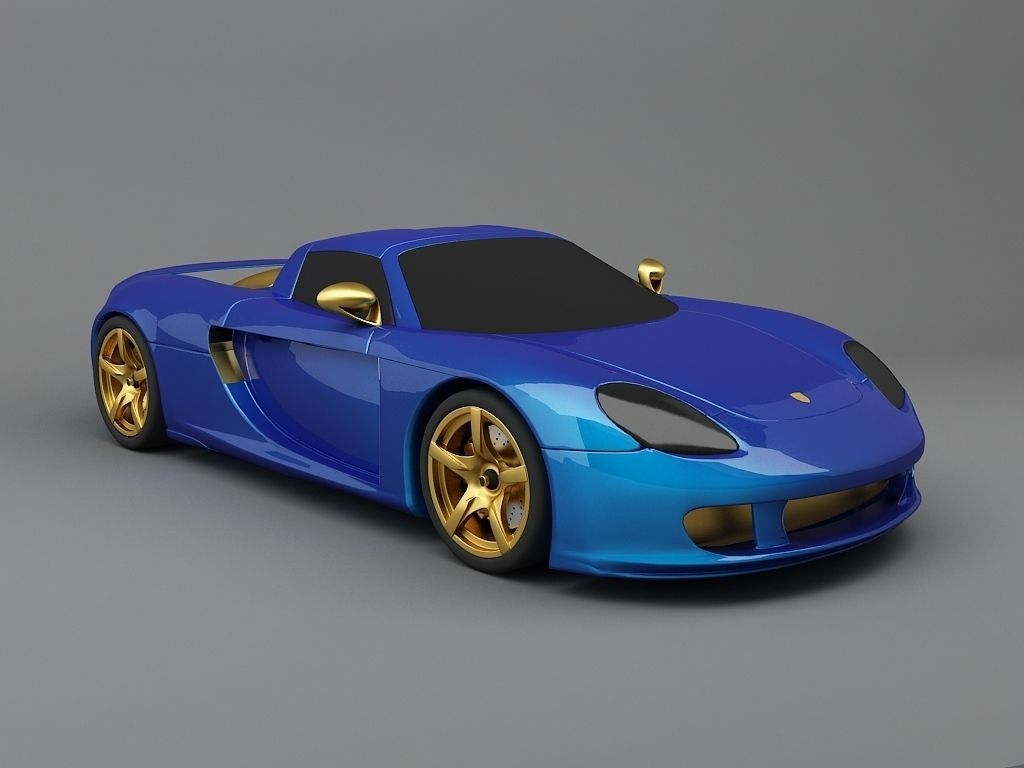 3d Printready Car Model 3d Model 3d Printable Stl