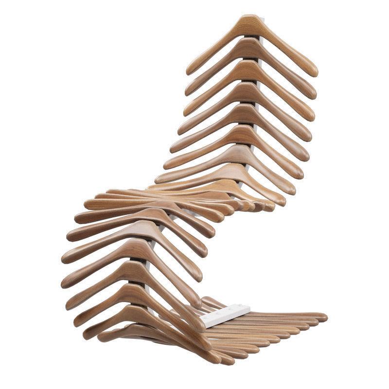 3D Chair skeleton of hangers | CGTrader