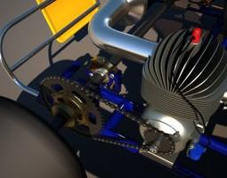 kart karting 3D Model