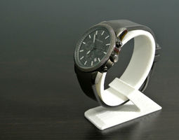 3D printable model Wrist watch stand