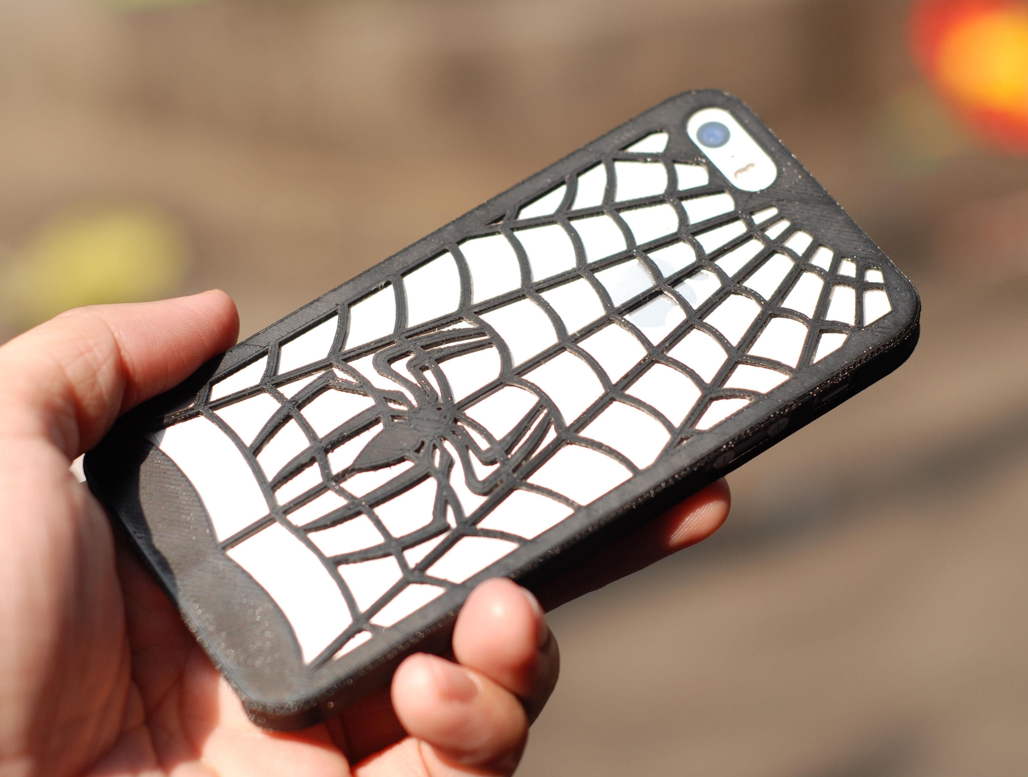Spidersuit Iphone 5 Case