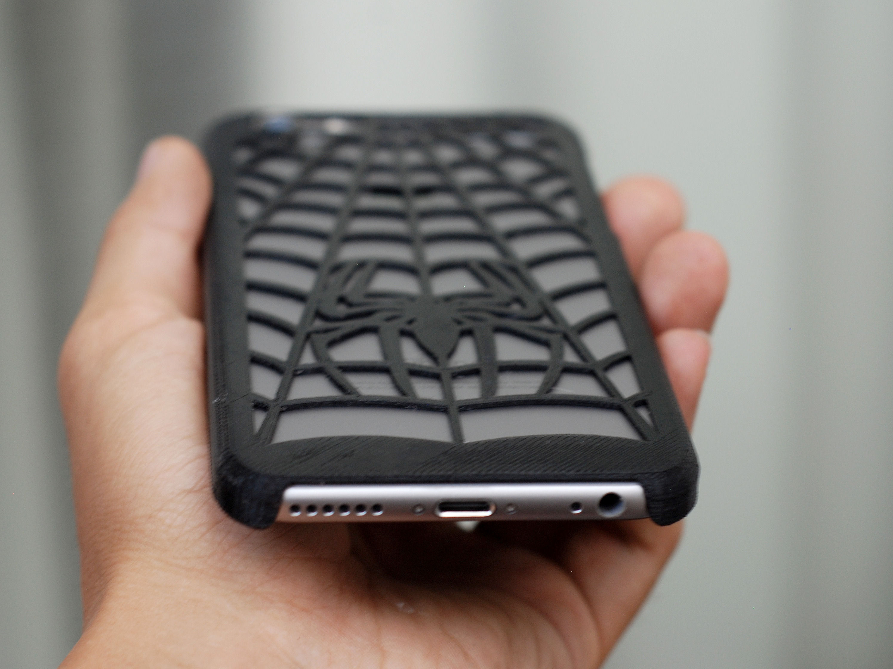 spiderman iphone 6 case
