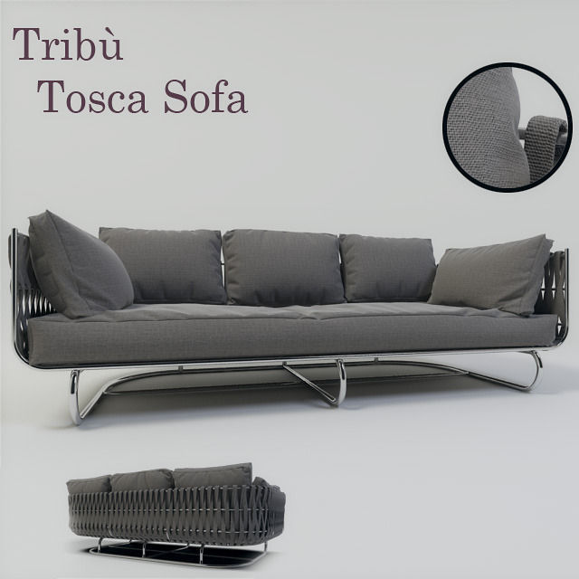 Tribu Tosca Sofa