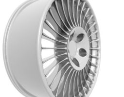 wheels rims 3D model Wheel Rim