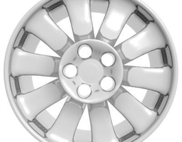 alloy wheels Wheel Rim 3D model