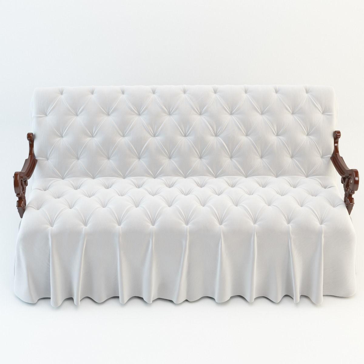 Exceptional Wedding Sofa 3d Model 3d Model Max Obj 1 ...