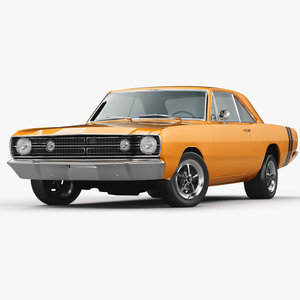 3d model dodge dart 1968 cgtrader dodge dart 1968 3d model max obj 3ds fbx mtl mat 2 thecheapjerseys Choice Image