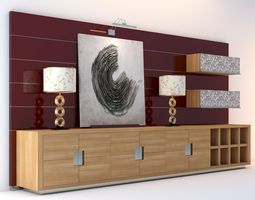 Wall Cabinet 3D