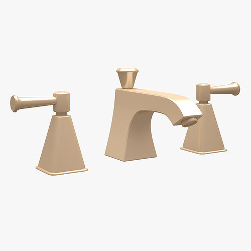 faucet 003 3d model max obj mtl 1
