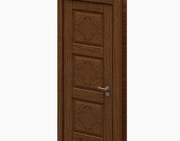 Door 001 3D model