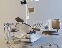 3D Dental chairs