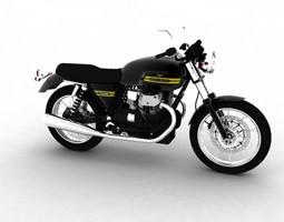 3D model Moto Guzzi V7 Classic 2010