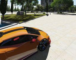 3D model Lamborghini