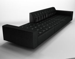 Sofa N86 in M4D Vol1 3D model