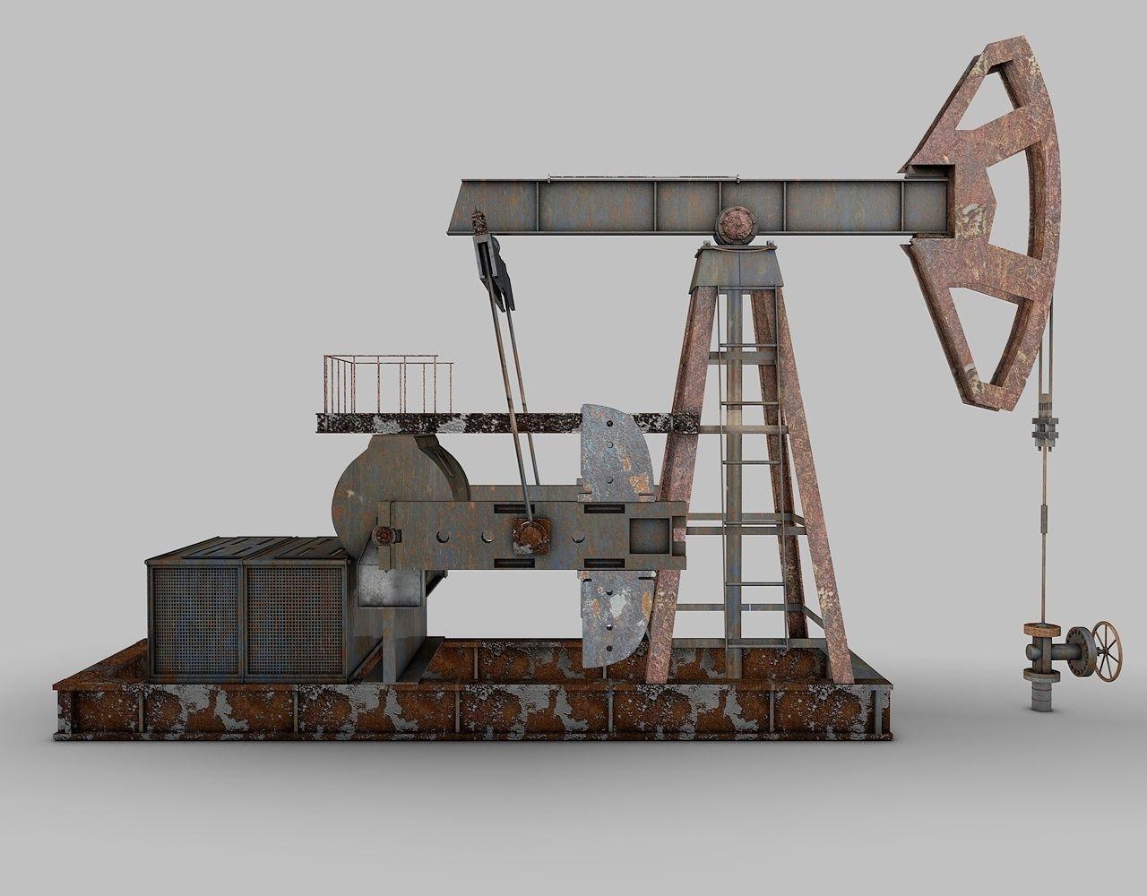 Oil Pump model