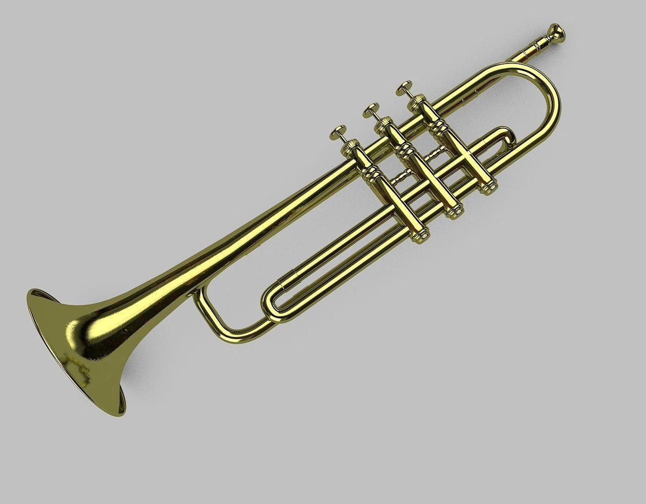 Trumpet model