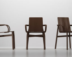 3d model molteni who with arms