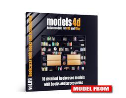 Models4d vol 9