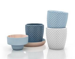 design cup set 1 3d