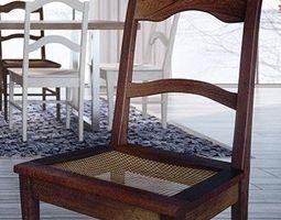 Vintage Chair 3D model