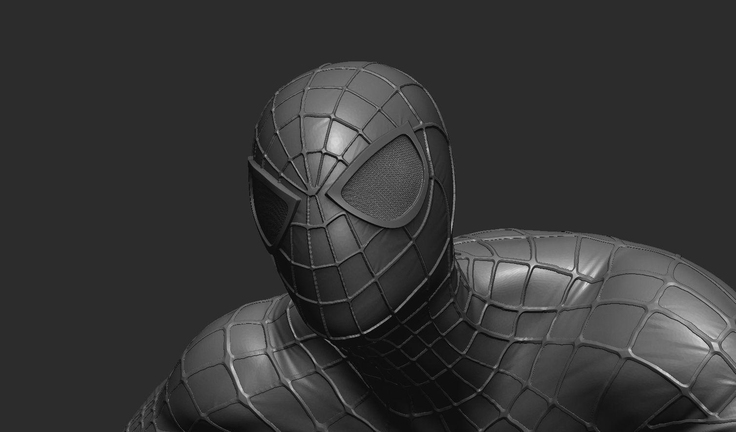 Spider-man Model