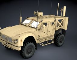 3d matv military transport