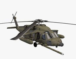 3d uh-60 blackhawk us army