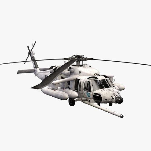 sh-60 soar united nations 3d model max obj mtl 3ds fbx c4d skp 1
