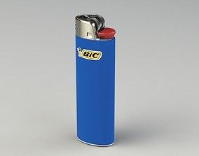 3D BIC Lighter