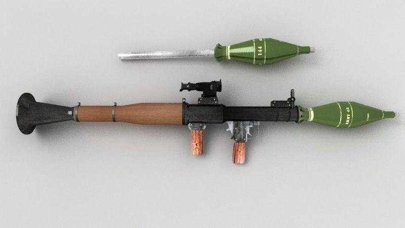 Rocket-propelled grenade - Wikipedia
