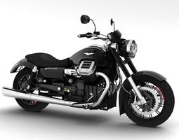 Moto Guzzi 1400 California Custom 2013 3D