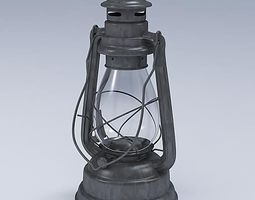 Lantern Kerosene 3D model