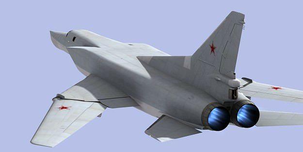 Tupolev Tu-22M3 strategic bomber