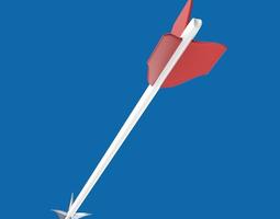 3D Archery arrow
