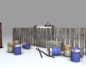 3D Industrial pack
