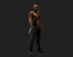Marauder 3D Model