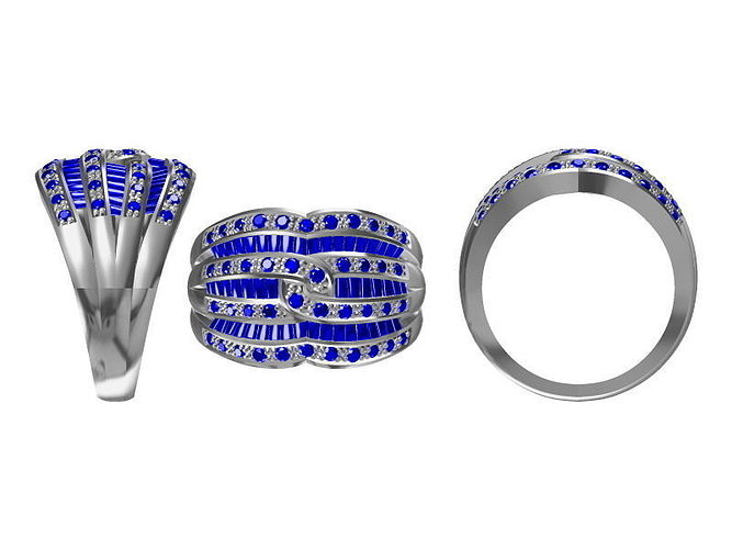 wedding rings pictures 3d ring 1055 cgtrader 1055