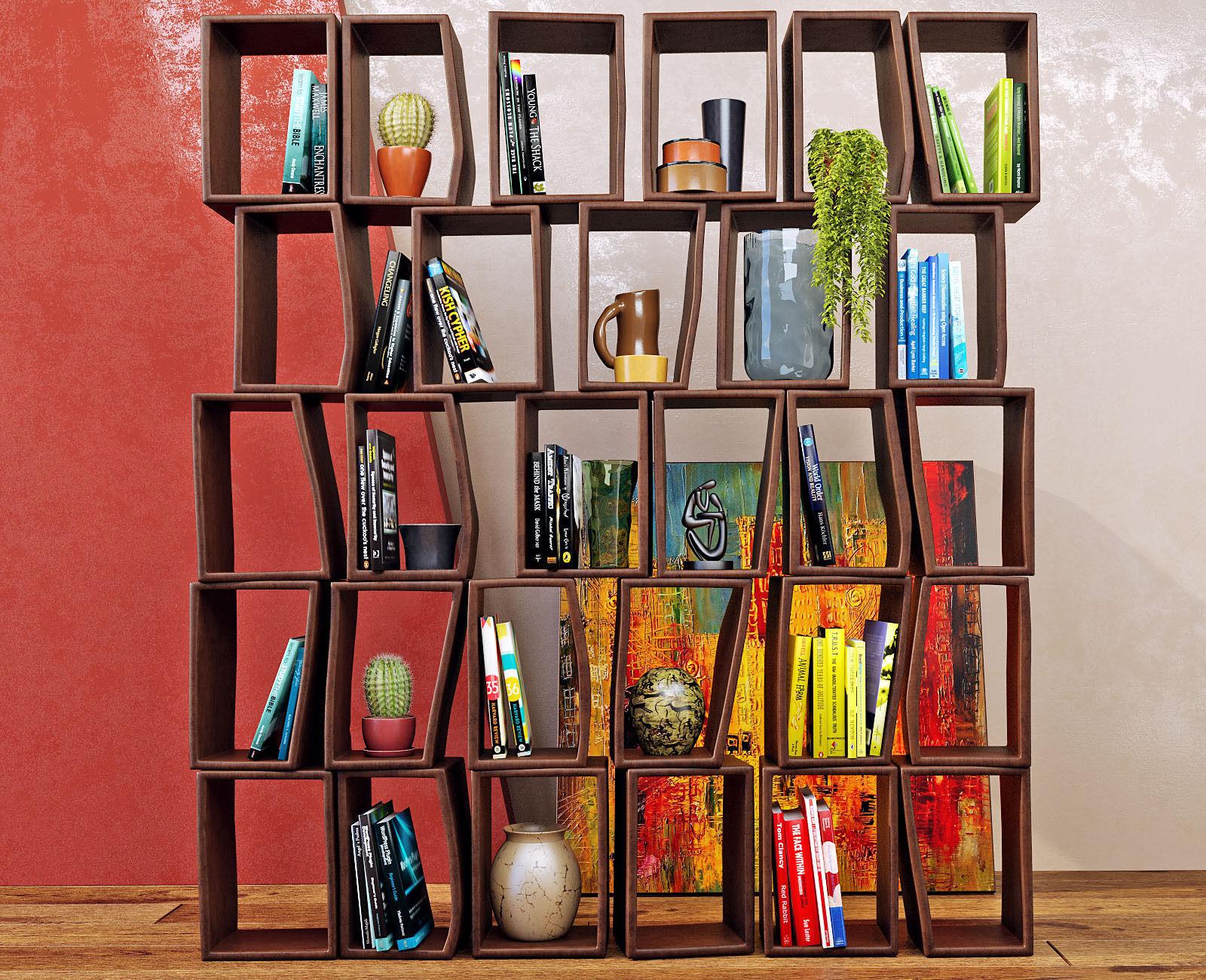 3d модели: другие предметы интерьера - moroso -terreria book.