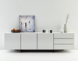 poliform pandora sideboard - free 3d model