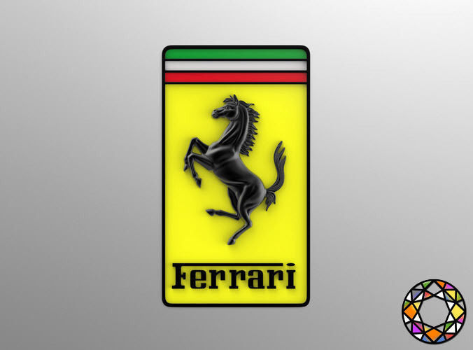 Ferrari Horse Png