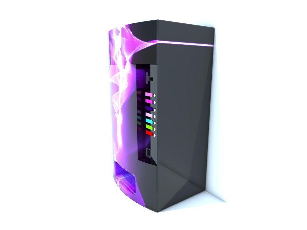 vending machine models